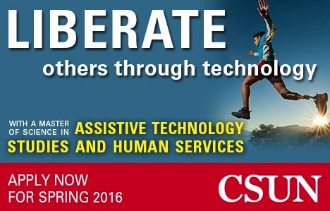 Assistive Technology Studies and Human Services