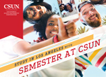 Study in Los Angeles with Semester at CSUN.