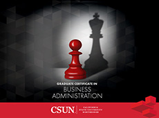 Business Administration brochure cover