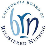 California Board of Registered Nursing Seal