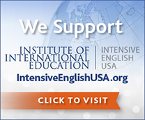 We support | Institute of International Education