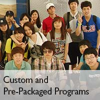 Custom and Pre-Packaged Programs