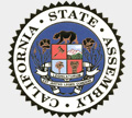 California State Assembly logo