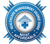 Number 9 top 25 Top 25 Most Affordable Online Master's in Public Health (MPH) 2020 badge.