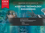 Master of Science in Assistive Technology Engineering e-brochure