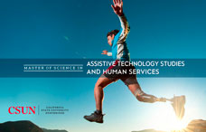 M.S. in Assistive Technology Studies and Human Services e-brochure