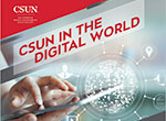 CSUN in the Digital World brochure