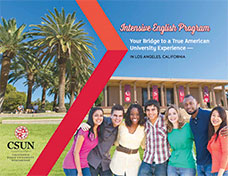 Intensive English Program brochure