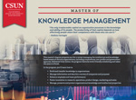 Master of Knowledge Management e-brochure