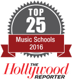 CSUN is listed among the top 25 music Schools in the world.