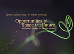 Opportunities to Shape the Future e-brochure