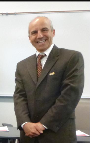 Professor Rafi Efrat, Director, M.S. Taxation program