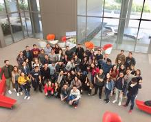 IBS Students visit CSUN