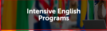 Intensive English Programs