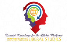 Liberal Studies Degree to Launch in Fall 2018