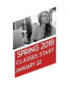 Spring 2019 Open University