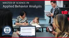 Applied Behavior Analysis Grads and Faculty