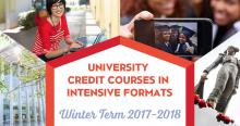 Winter Term 2017-2018