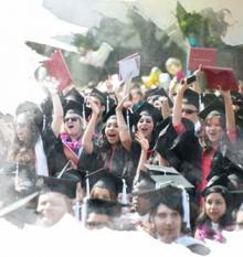 Commencement gradudates