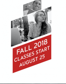 Fall 2018 Open University