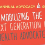 20th Annual Advocacy Summit